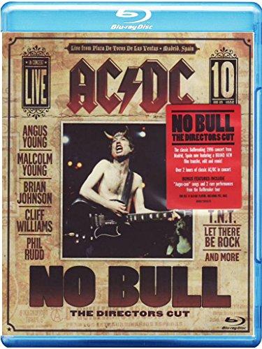 Price comparison product image Ac/Dc - No Bull Live Plaza De Toros - The Director's Cut