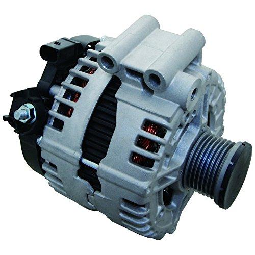 2008 bmw 535i alternator - 2