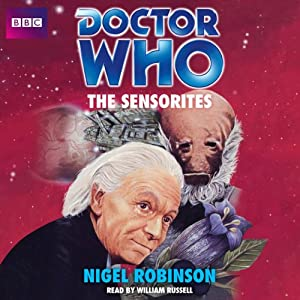 Doctor Who: The Sensorites Audiobook