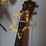 Kacowpper Star Light, 10 LED Star Light Cozy String Fairy Lights BES Gift for Bedroom Xmas Wedding Party