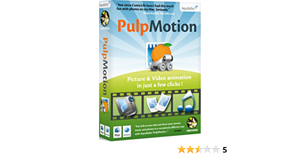 Buy Aquafadas Pulp Motion Advanced 3 64-Bit