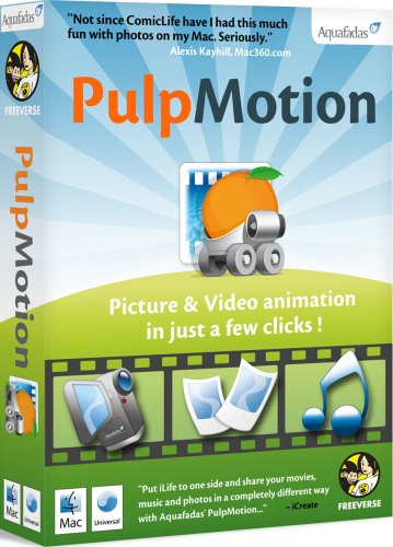 Buy fast aquafadas pulp motion advanced 3