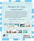 Easy as Duck Soup Crosswords: 72 Relaxing Puzzles (Easy Crosswords)