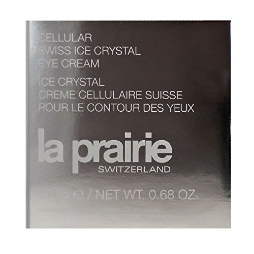 La Prairie Cellular Swiss Ice Crystal Eye Cream for Women, 0.68 - Crystal Cream