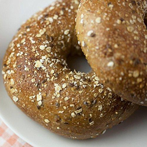 12 Fresh New York Bagels - Quinoa -