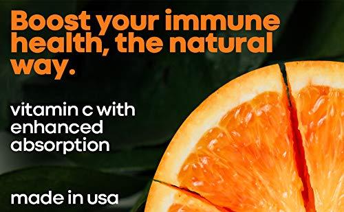Earth's Creation Vitamin C Liquid 1000 Immune Health