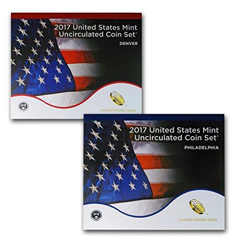 2017 U.S. Mint Set Brilliant Uncirculated