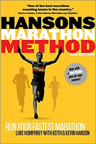Hansons Marathon Method: Run Your Fastest Marathon the Hansons Way:  Humphrey, Hanson: Amazon.com.mx: Libros