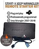 Best Remote Starters - Fortin Jeep Wrangler Remote Start Starter Kit Plug Review