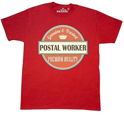 inktastic - Postal Worker Funny Gift Idea T-Shirt 23ec9