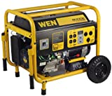 WEN 56877, 7000 Running Watts/9000 Starting Watts, Gas Powered Portable Generator