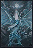 Best Dragon Cards Yugiohs - (100) Yu-Gi-Oh Card Protecter Blue-Eyes White Dragon Card Review