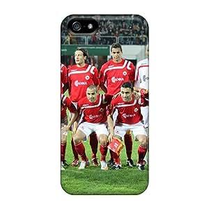 Hard Plastic Iphone 5/5s Case Back Cover,hot Cska Sofia 2013 Case At Perfect Diy