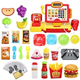 FS Toys Pretend Play Calculator Cash Register with
