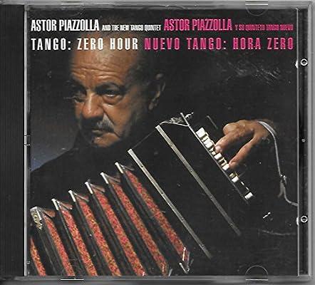 Tango: Zero House: Astor Piazzolla: Amazon.es: Música