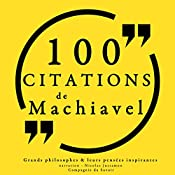 100 citations de Machiavel | Nicolas Machiavel