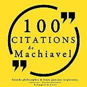 100 citations de Machiavel | Nicolas Machiavel