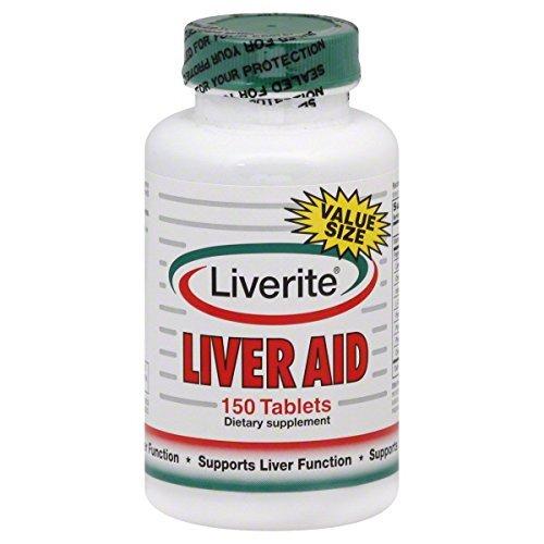 Liverite Liver Aid 150 tabs (Aid Liverite Liver)