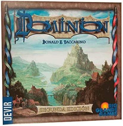 Devir Dominion - Juego DE Cartas ESPAÑOL: Amazon.es: Juguetes y juegos