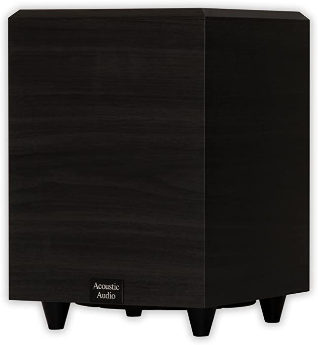 Top 10 300 Watt Powered Subwoofer For Home Use