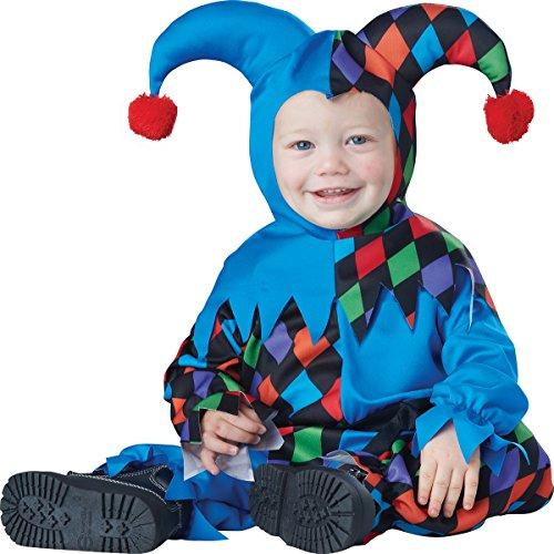Lil' Jester Fool Costume