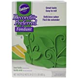 Wilton Decorator Preferred Green Fondant, 24 oz. Fondant Icing