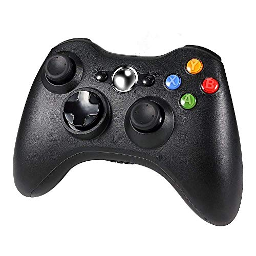 Diswoe Xbox 360 Wireless Controller , 2.4GHZ Game Controller...