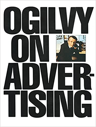 Book Title - Ogilvy on Advertising