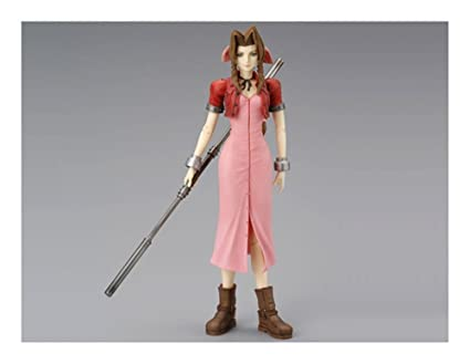 amazon com final fantasy vii aerith play art action figure toys