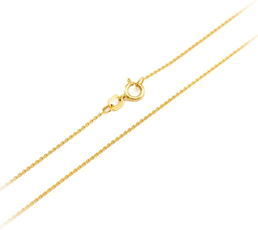 Medical Jewelry by LA BLINGZ 14K Polished Gold Molar Tooth Dental Necklace