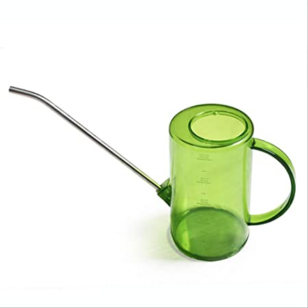 Plastic Durable Watering Can Long Spout Flower Garden Tools Water Cans FO