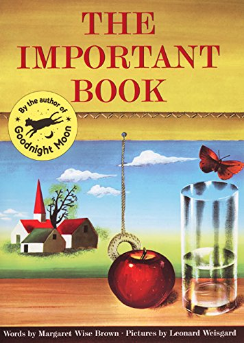 The Important Book (Important Papers)