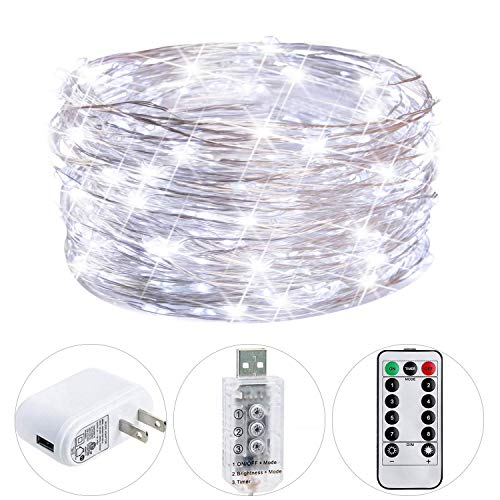 Pure White Led String Lights