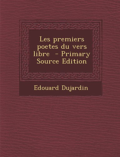 Edouard dujardin author profile news books and speaking for Edition dujardin
