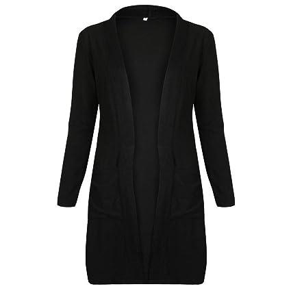 Niña abrigo otoño fashion fiesta,Sonnena ❤ Chaqueta de color puro de manga larga