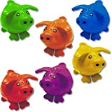 : Gamecraft Pig Bean Bag (Six Assorted Colors)
