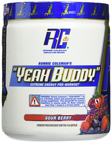 Ronnie-Coleman-Signature-Series-Yeah-Buddy-30-Serve-Pre-Workout-Supplement-Sour-Berry-240-Gram