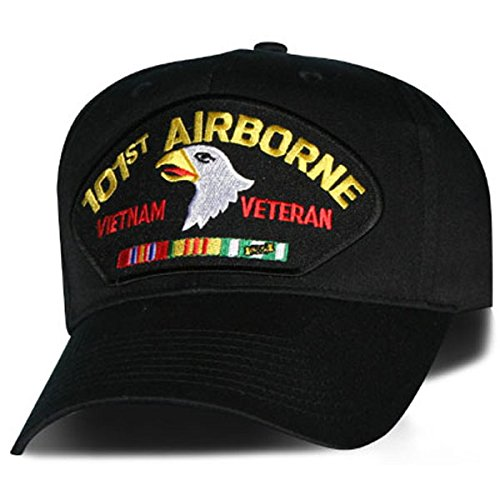 9baa746d104 Image Unavailable. Image not available for. Color  101st Airborne Division  Vietnam Veteran Cap
