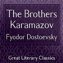 The Brothers Karamazov Audiobook by Fyodor Dostoevsky, David Magarshack (translator) Narrated by Gabriel Woolf