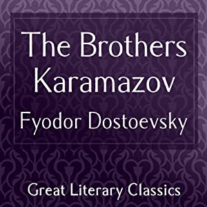The Brothers Karamazov Hörbuch
