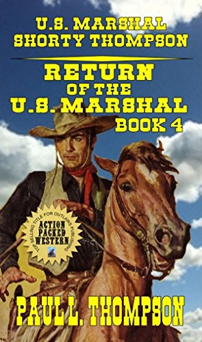 Used, Return Of The U.S. Marshal - Four Great U.S. Marshal for sale  Delivered anywhere in USA