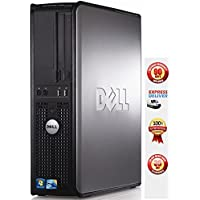 Dell Optiplex  with 19 Inch LCD(Brands may vary) (Intel Core 2 Duo 3.0 Ghz, 250GB HDD, New 4GB RAM, Windows 7 Professional 32 Bit) (Certified Reconditioned)