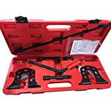 Valve Spring Remover Installer Car Engine Overhead OHV OHC Compressor Tool Set