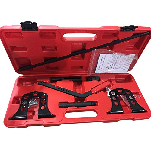 Overhead Valve Engine - SUNROAD Valve Spring Remover Installer Car Engine Overhead OHV OHC Compressor Tool Set