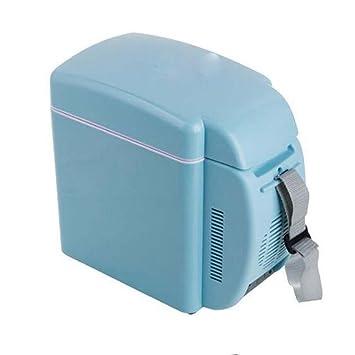 GEGEQUNAERYA Refrigerador eléctrico del Coche del Mercado doméstico 7L