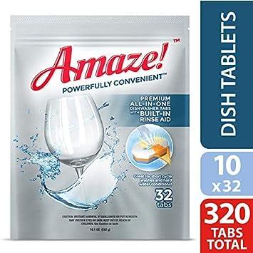 Amazon.com: ¡Nuevo! Amaze Premium All-in-One – Pestañas para ...