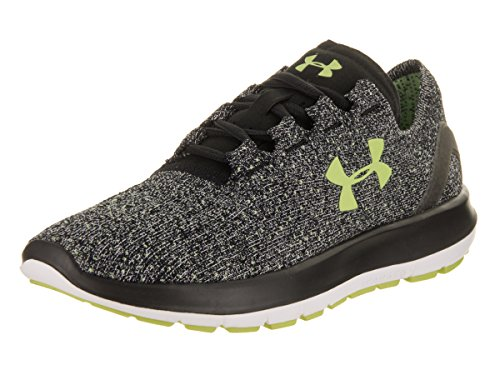 Speedform Women's Black Slingride Shoe Under Running Armour Tri wHREB