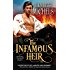 The Infamous Heir (Spare Heirs Book 1)