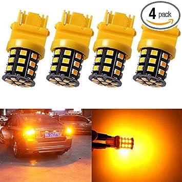 Amber Blue Star Auto Blinker Turn Signal or Tail Light Lens Repair Kit Orange Color