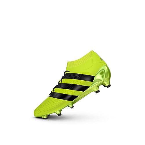 Ace 16.1 Primeknit Kids FG AG Football Boots  Amazon.co.uk  Shoes   Bags d40b655cb4